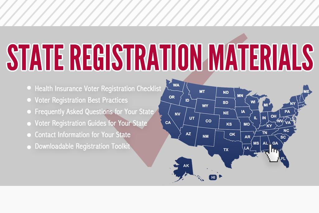 State Registration Materials